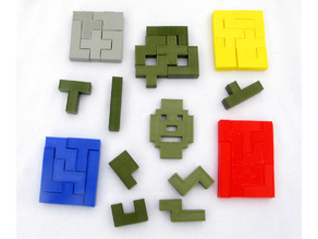 Simple and Difficult Pentomino Problems