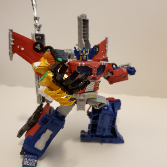 Savage Claw Mode Kit for Galaxy Upgrade Optimus Prime