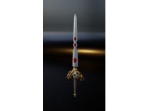 Save the Queen sword - Final Fantasy 9