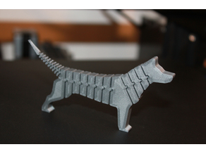 Flexi-dog