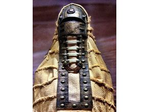 Female Tusken Raider Mask and Costume