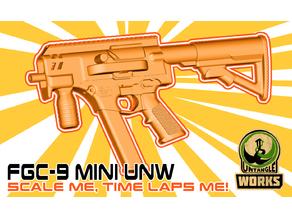 FGC9 Mini UNW Edition 1/6 scale