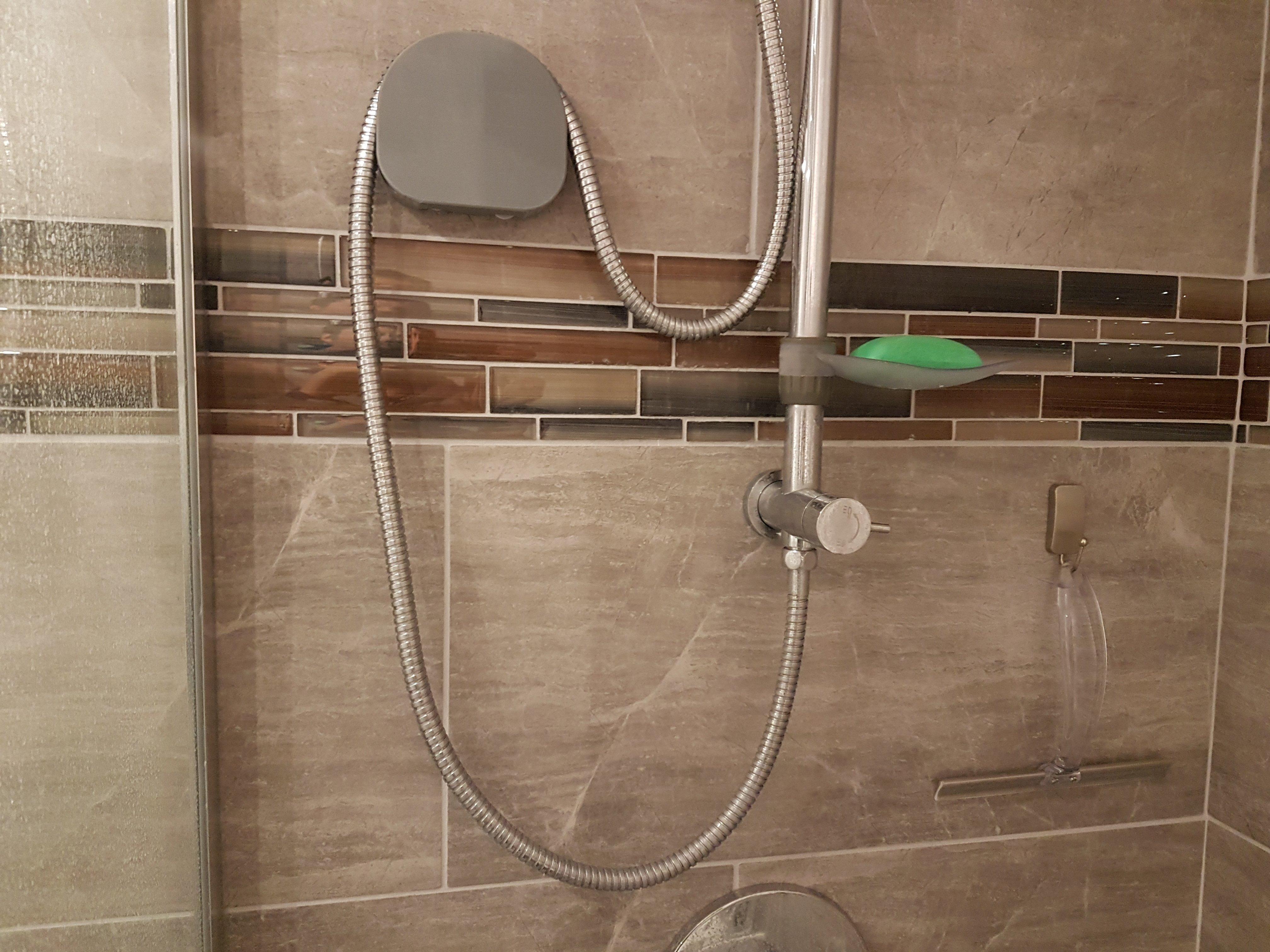Shower Hose Holder