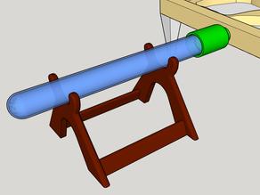 Kit raccordement tube à essais FOURMIS51