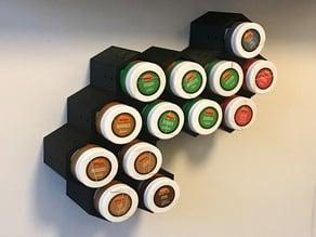 spice organizer / shelf / Gewürzregal