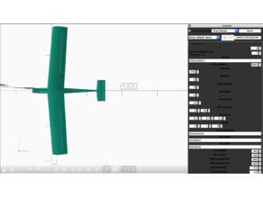 Parametric Aircraft