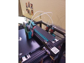 Ender 5 Plus Dual Extruder Setup
