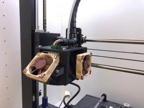 Anycubic i3 Mega Bowden Fan Optimization 40mm - SILENT