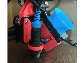 EzABL Mount for stock Ender 3 (Pro) carriage and eB Shroud
