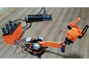 MDN.RA - USB-Powered Robotic Arm