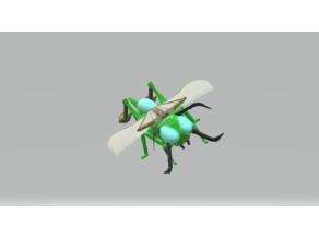 Wa Locust Spelljammer Reimagined