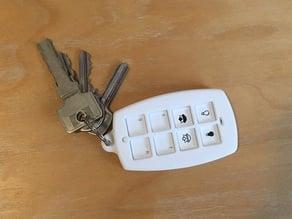 Insteon Mini Remote keychain