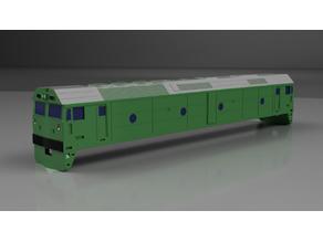 Australian National BL Class Locomotive