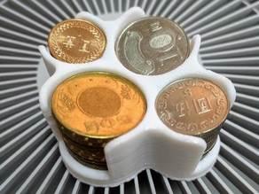 Taiwan coin holder 2
