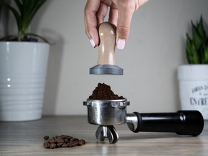 Wood PLA Coffee Espresso Tamper