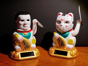 Hello, Stabby Kitties