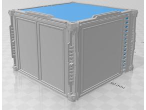 PLF - Plasteel Light (Panel) Frame - WH40k