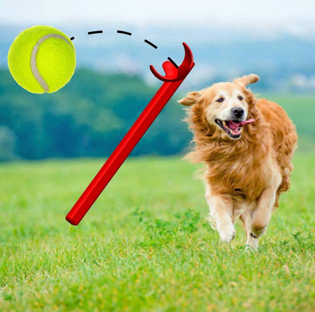 Tennis Ball Launcher Dog Toy