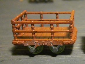 Dinorwig Quarry Cut Slate Wagon (for Resin Printers)