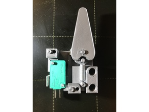 Limit Switch (Contact Switch) Case
