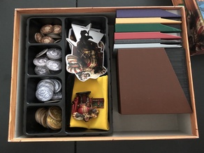 Sheriff of Nottingham Insert - fits Expansion with sleeved cards