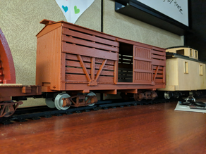 Short Stock Car, F-scale