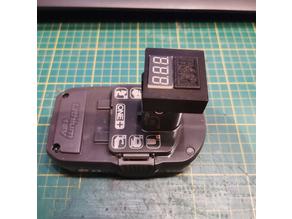 [ OLD VERSION ] RYOBI One+ battery volt meter v1.0