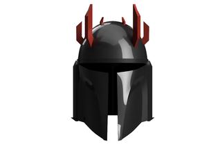 Darth Maul Deathwatch Mandalorian Helmet