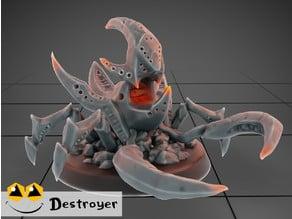 Destroyer - Tabletop Miniature