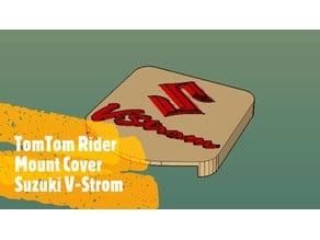 TomTom Rider Mount Cover Suzuki V-Strom