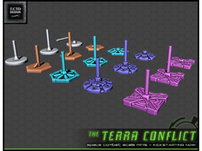Flight Stands / Bases - The Terra Conflict
