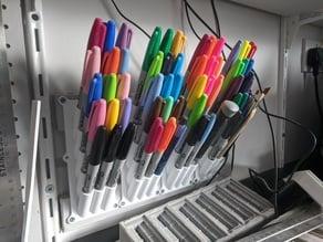 Pen / Sharpie holder for 15 items