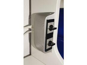 Wall mounted FLF Power Switch Case Enclosure Schalter Gehäuse