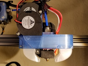 QMB Ender 3 hot-end and part cooler