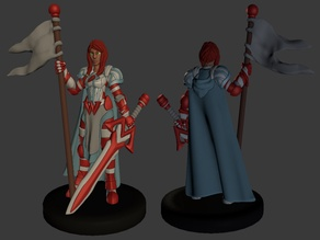 Wendy Miniature from Feast of Legends