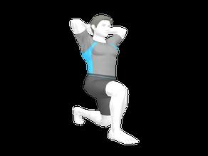 Wii Fit Trainer Amiibo - Alt Fighter