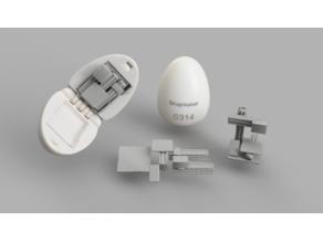 [Snapmaker] Snapmaker Original Egg Capsule Toy (Raw)