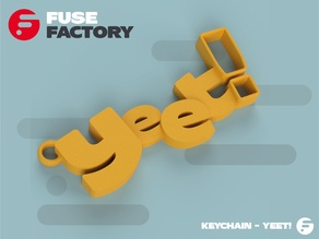 Keychain Yeet!