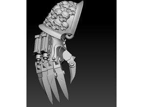 Warhammer - Combat Claw 01