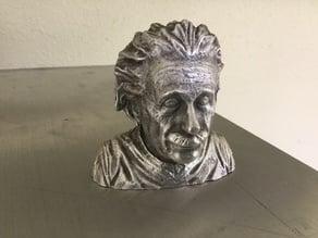 Einstein Pewter Remix Reverse Mold Maker