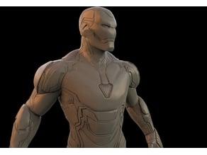 Infinity war Iron man