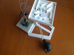 Arduino Marble Maze