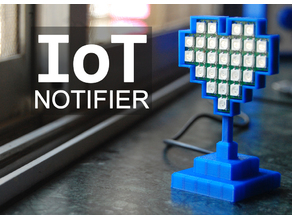 IoT Notifier using ESP8266