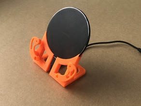 DIY 3D Printable iPhone Stand / Docking Station With Articulated Arms and Wireless Charger + STL Files