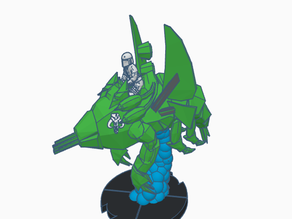 Basilisk War Droid (star wars legion scale)