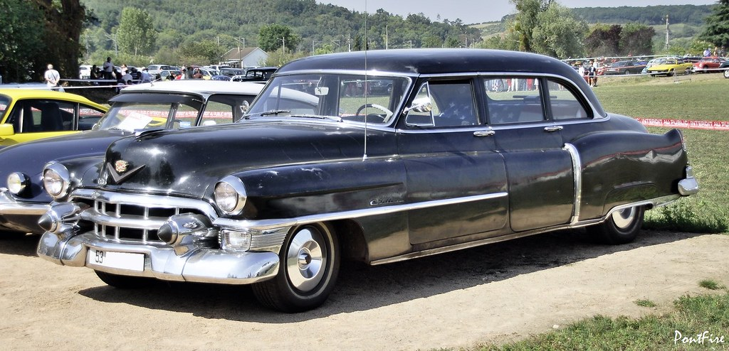 Cadillac Series 75 Limousine 1953