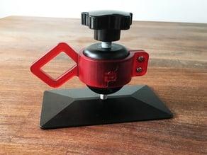 Elegoo Mars Build Plate Angled Holder