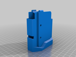 Talon and Katana mag adapter for Nerf Retaliator