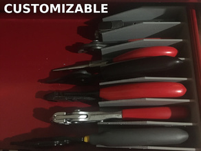 Customizable Pliers Holders