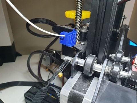 Ender 3 Filament Guide